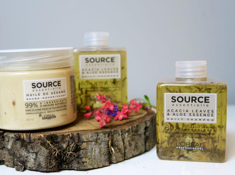 Source Essentielle Delicat Shampooing