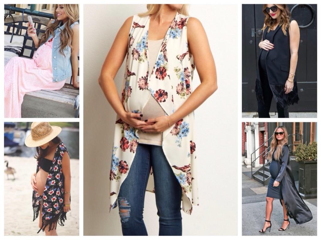 мода для беременных весна-лето 2019 фото 9