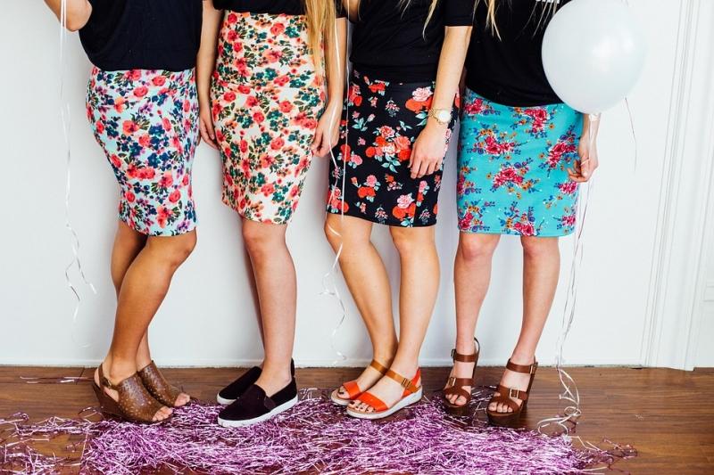 красивая, удобная и модная обувь для беременных весна-лето 2019 фото 4