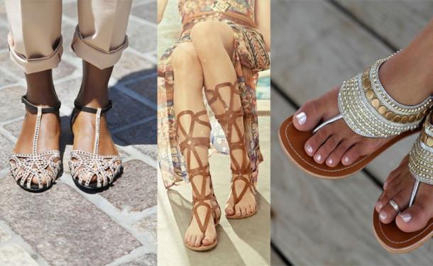 красивая, удобная и модная обувь для беременных весна-лето 2019 фото 6