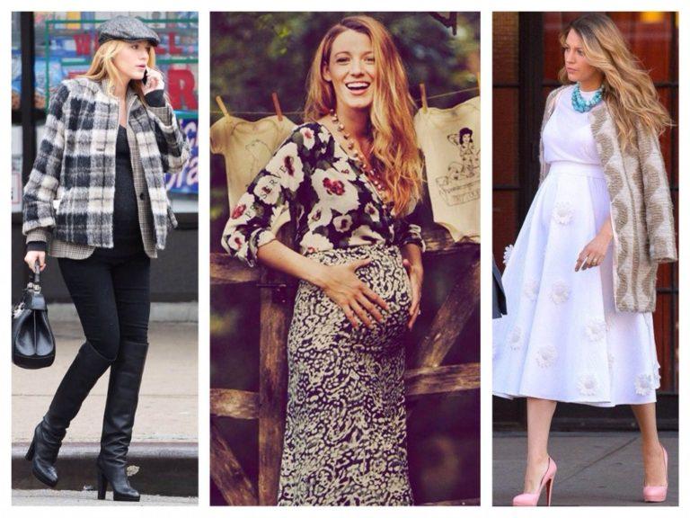 мода для беременных женщин весна-лето 2019, фото 14