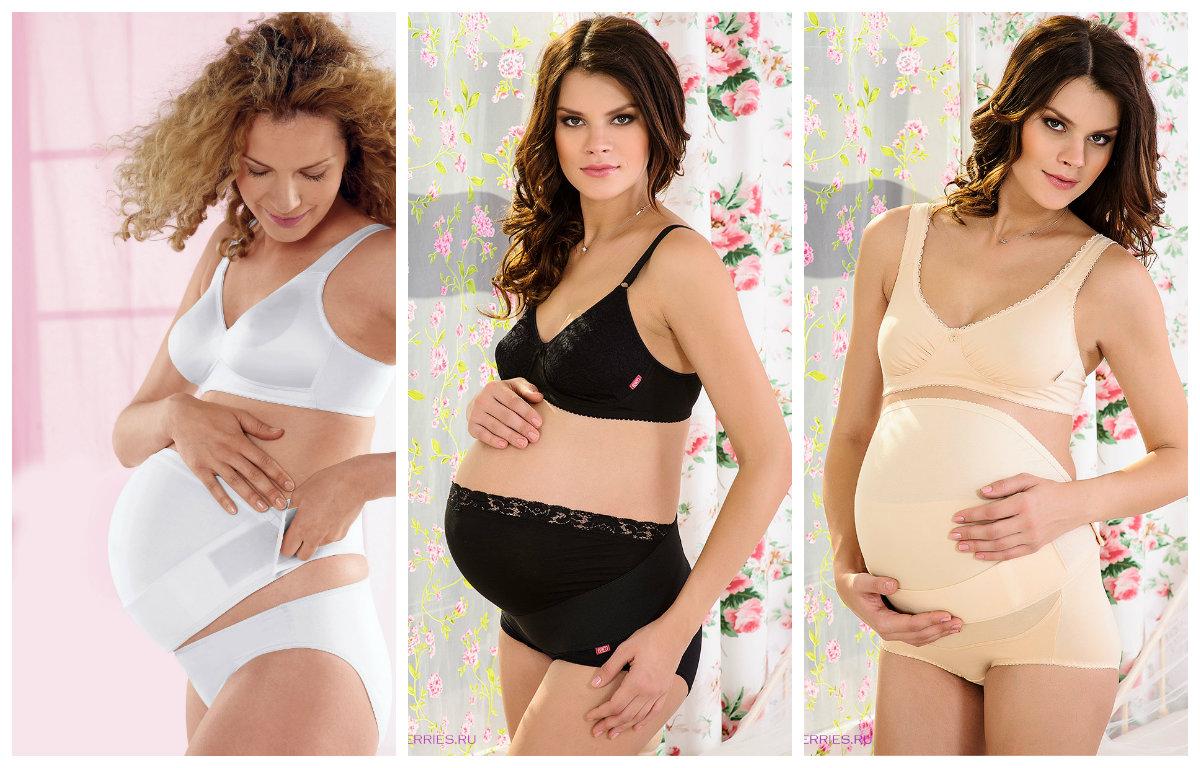 нижнее белье для беременных 2019 фото 9