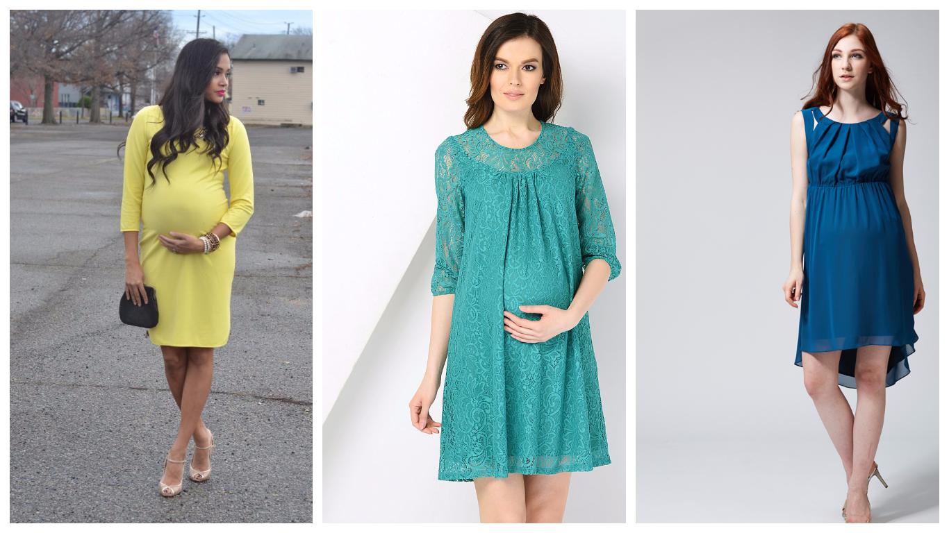 мода для беременных женщин весна-лето 2019, фото 8