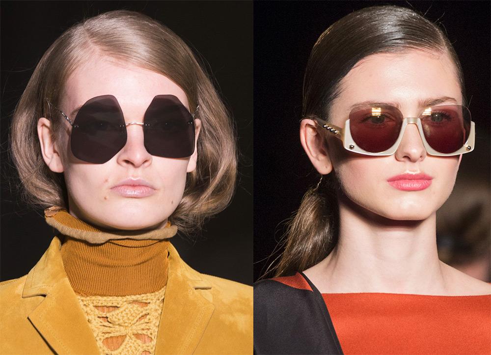 модные женские солнцезащитные очки весна-лето 2019, новинки и тренды на фото 1