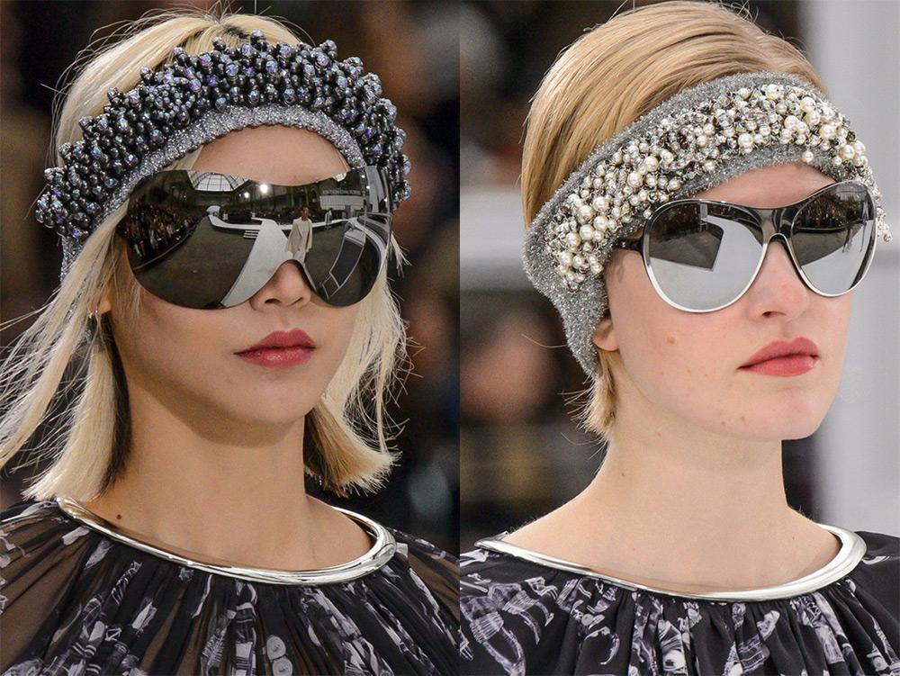 модные женские солнцезащитные очки весна-лето 2019, новинки и тренды на фото 2