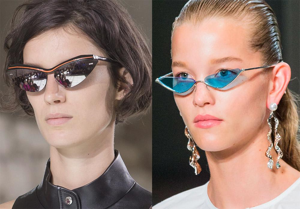модные женские солнцезащитные очки весна-лето 2019, новинки и тренды на фото 3