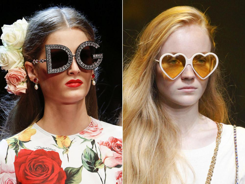 модные женские солнцезащитные очки весна-лето 2019, новинки и тренды на фото 4