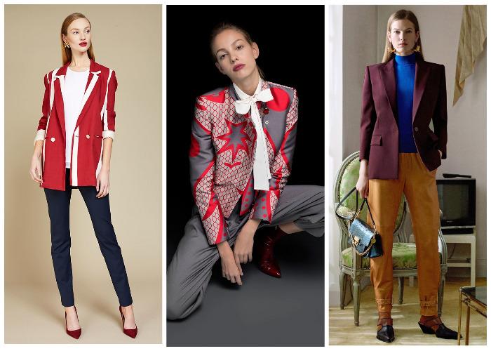 модные пиджаки и жакеты весна-лето 2019, модные тенденции и тренды на фото 1