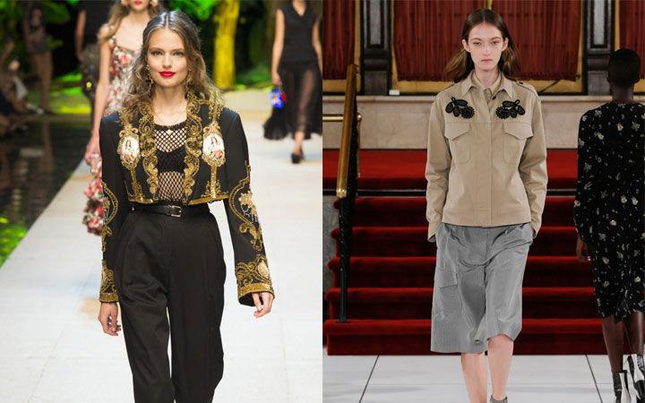 модные пиджаки и жакеты весна-лето 2019, модные тенденции и тренды на фото 2