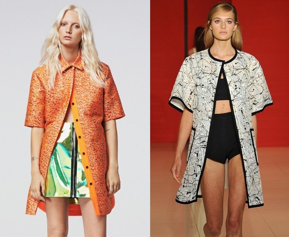 модные пиджаки и жакеты весна-лето 2019, модные тенденции и тренды на фото 3