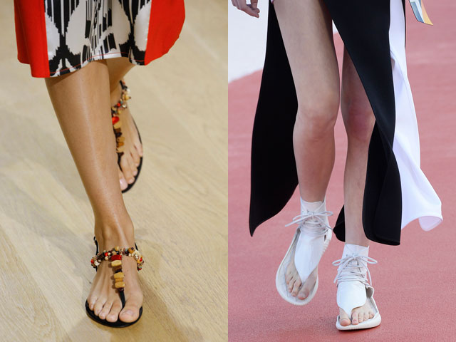 модные вьетнамки лето 2019, фото новинки 1
