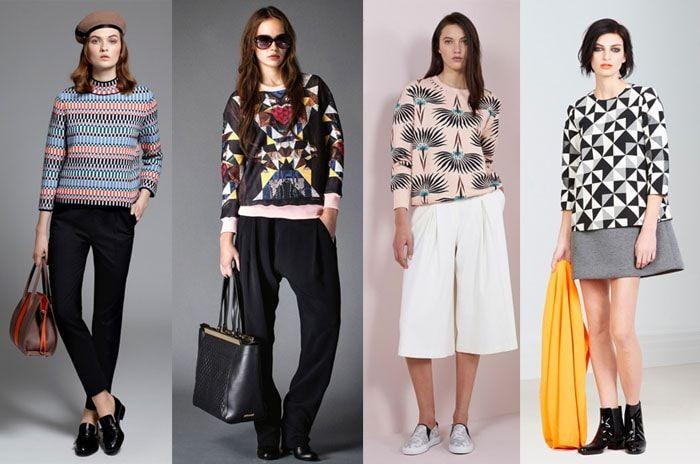 модные женские свитшоты и лонгсливы весна-лето 2019, фото 7