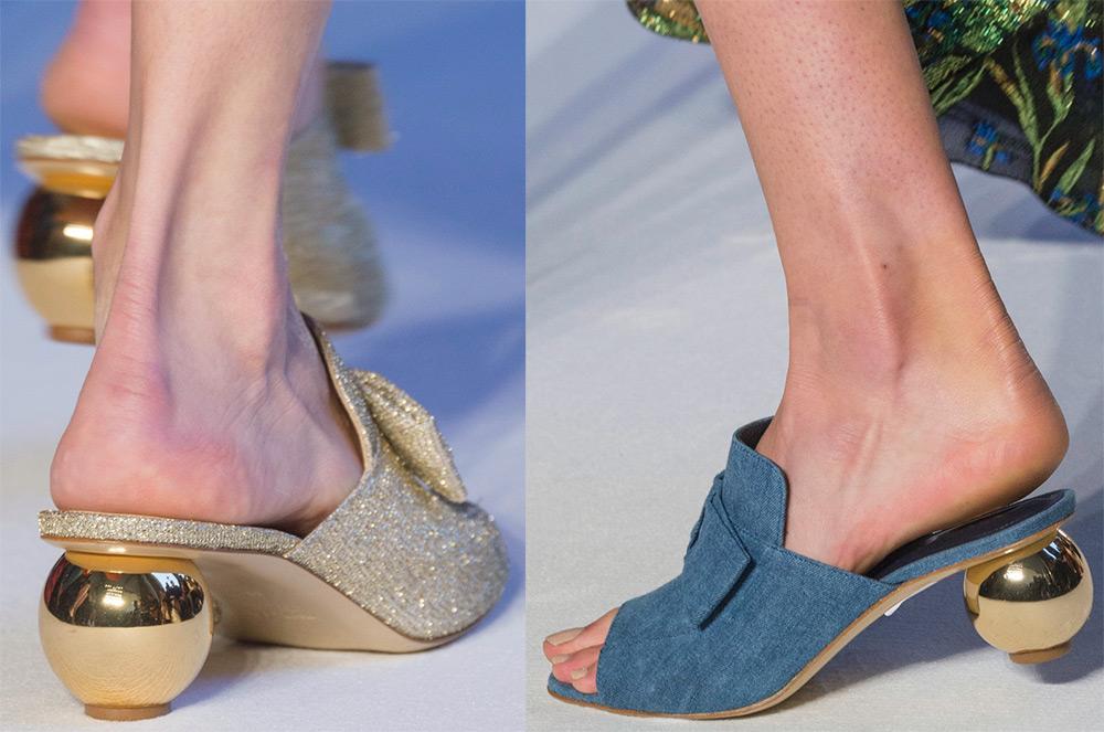 2 тренд - туфли-мюли фото 4