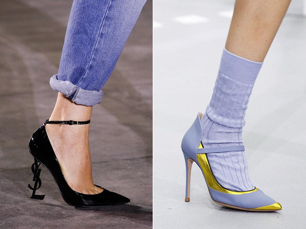 самые модные модели женских туфель 2019 года фото 2