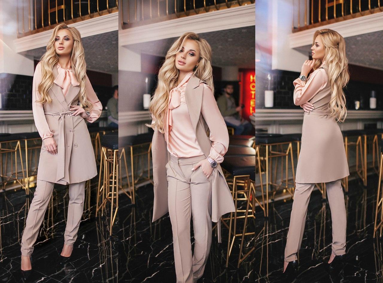 5 тренд - удлиненный пиджак и жакет фото 3