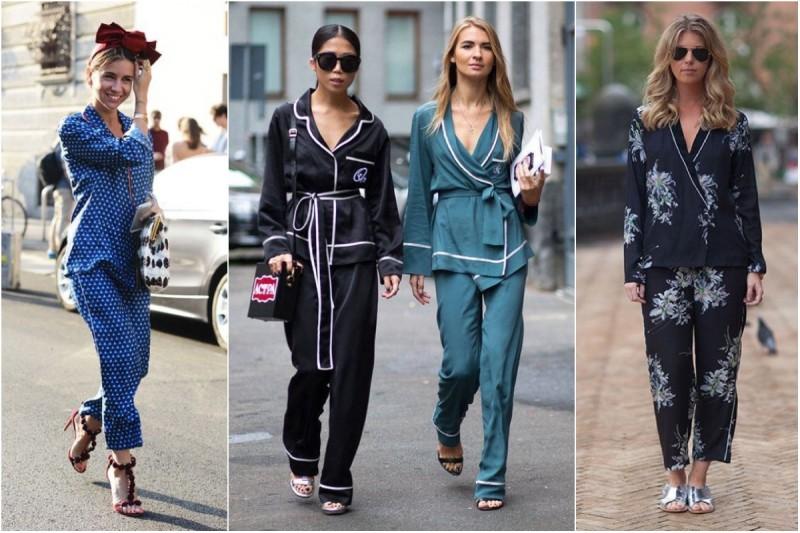 9 тренд - как в пижаме